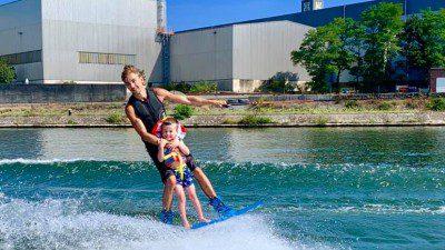 WakeScout listings in Belgium: Genker Watersport Vereniging