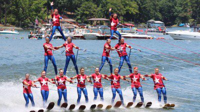WakeScout listings in South Carolina: Carolina Show Ski Team