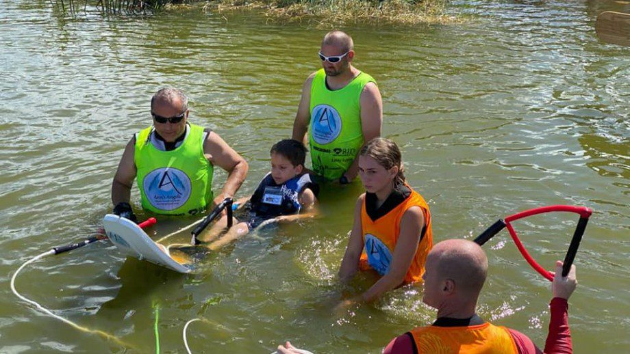 Central Florida Water Ski Show Team