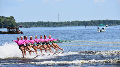 WakeScout listings in Florida: Gatorland Water Ski Show Team