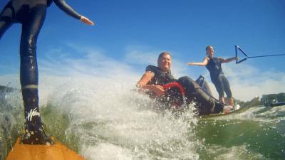 Lynzay Legois Free Water Ski Club