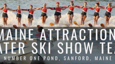 Maine Attraction Water Ski Show Team