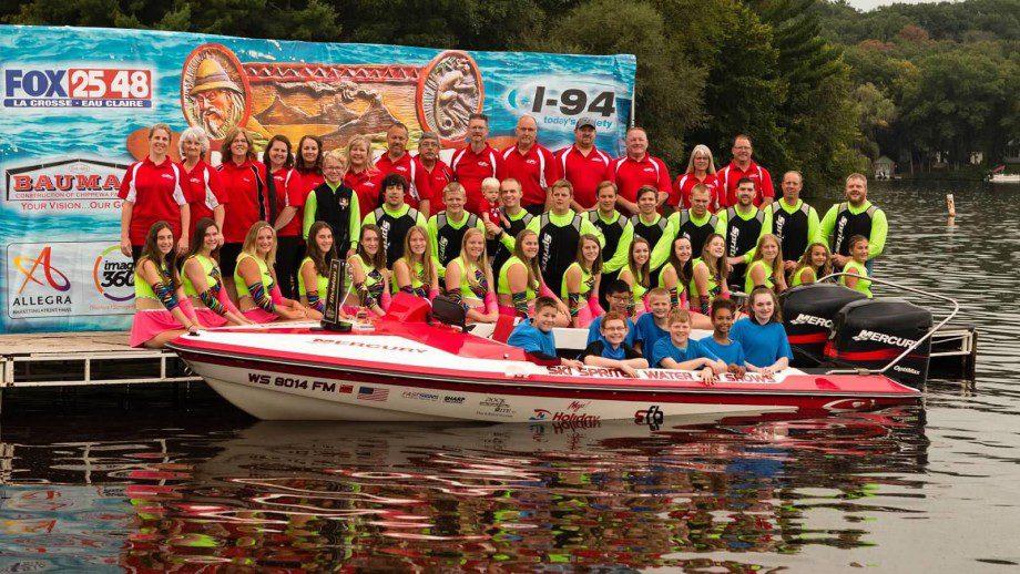 Ski Sprites Water Ski Team