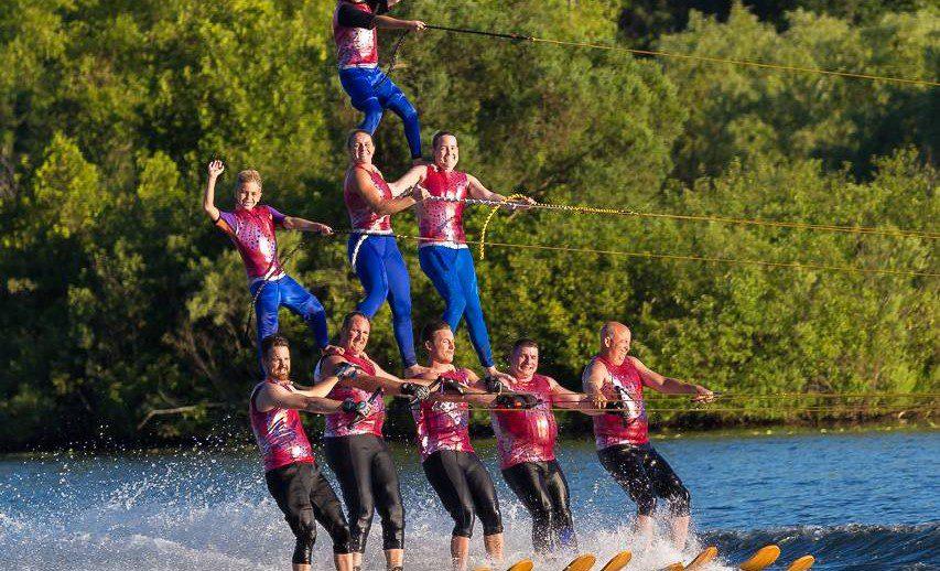 Spray Masters Water Ski Team