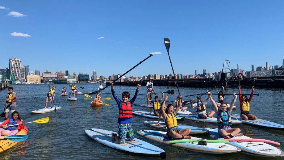 Resilience Paddle Sports