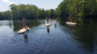WakeScout listings in Virginia: Adventure Kayak & SUP Tours