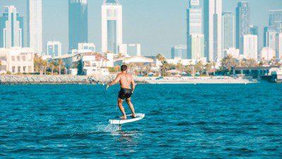 Watercooled / Surfhouse at Dubai Marine