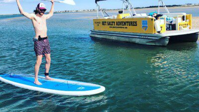 WakeScout listings in New York: Get Salty Adventures