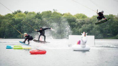 WakeScout listings in Germany: Northbound Aurich Beach & Wake