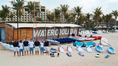 Watercooled Bvlgari Hotel Yacht Club