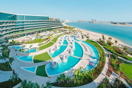 Watercooled at W Dubai Hotel – The Palm